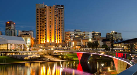 Salmonella Outbreak At The Intercontinental Hotel In Adelaide