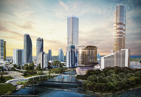 The Star Plans For New Gold Coast Tower