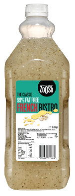 Zoosh Fat-Free French Dressing - Bega