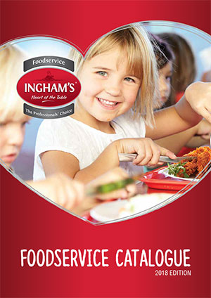 Ingham's Foodservice Catalogue