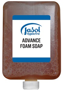 Advance foam soap product 6