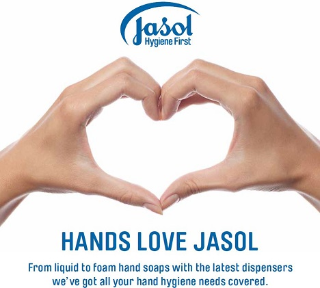 Jasol loves hands top image