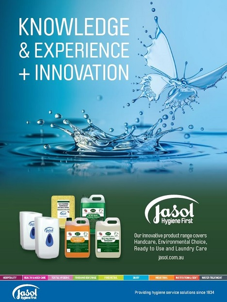 Jasol ec flyer cover