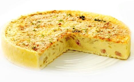 Savoury Quiche, Frittatas & Tarts - Gluten Free