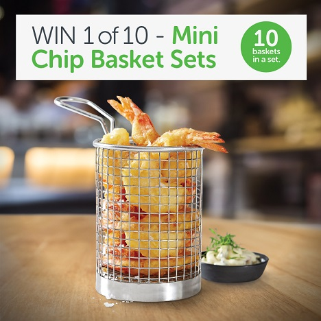 Peerless Mini Chip Basket Competition