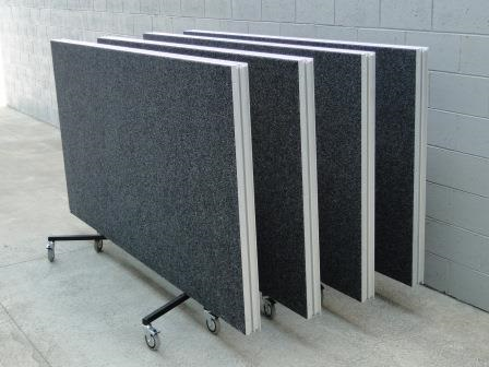 Fold and Roll Stage Podium