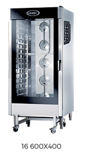 BAKERLUX MANUAL 16 600X400