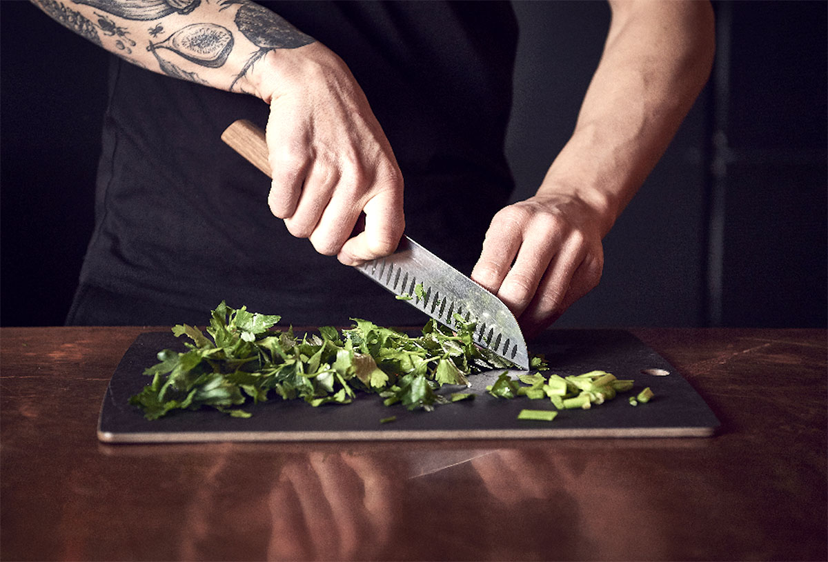 Victorinox - Sharpen your knife skills